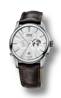 Oris Greenwich Mean Time Limited Edition 01 690 7690 4081-Set LS