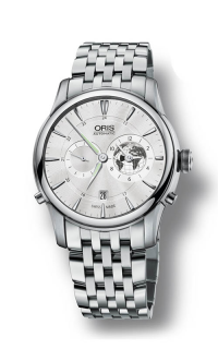 Oris Greenwich Mean Time Limited Edition 01 690 7690 4081-Set MB