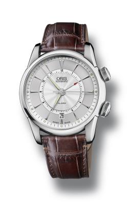 Oris Artelier Alarm 01 908 7607 4091-Set-LS product image