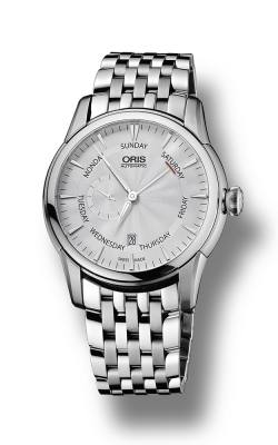 Oris Artelier Small Second, Pointer Day 01 745 7666 4051-07 8 23 77 product image