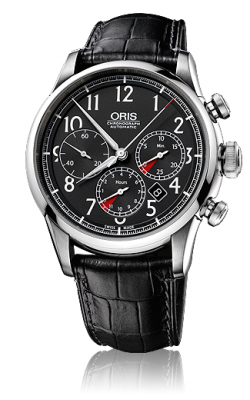 Oris RAID 2010 Chronograph Limited Edition 01 676 7603 4084-Set