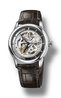 Oris Artelier Translucent Skeleton Watch 01 734 7684 4051-07 5 21 70FC product image