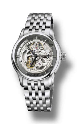 Oris Artelier Translucent Skeleton Watch 01 734 7684 4051-07 8 21 77 product image