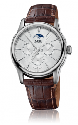 Oris Artelier Complication Watch 01 582 7689 6351-07 1 21 73FC product image