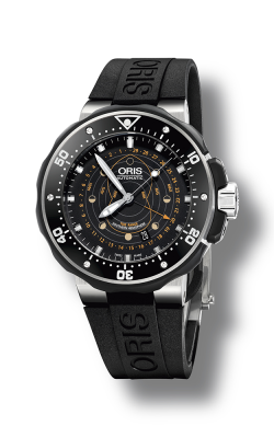 Oris ProDiver Pointer Moon 01 761 7682 7134-Set