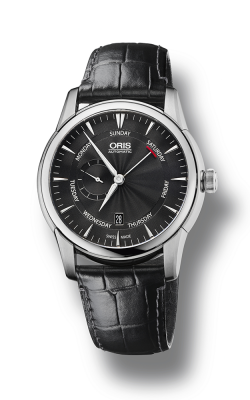 Oris Artelier Small Second, Pointer Day 01 745 7666 4054-07 5 23 71FC product image