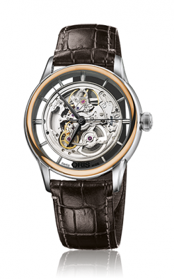 Oris Artelier Translucent Skeleton Watch 01 734 7684 6351-07 5 21 70FC product image