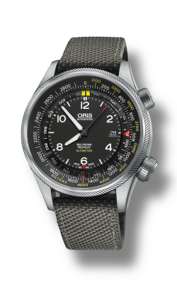 Oris Altimeter with Meter Scale 01 733 7705 4164-07 5 23 17FC product image