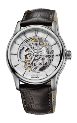 Oris Artelier Skeleton Watch 01 734 7670 4051-07 5 21 48 product image