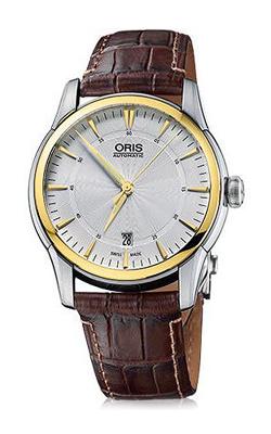 Oris Artelier Date 01 733 7670 6351-07 1 21 73FC product image