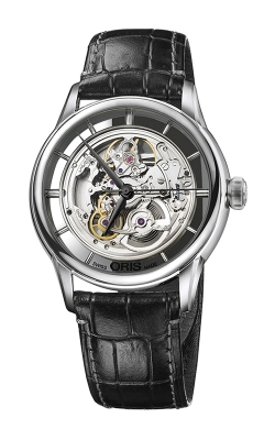 Oris Artelier Translucent Skeleton Watch 01 734 7684 4051-07 1 21 74FC product image