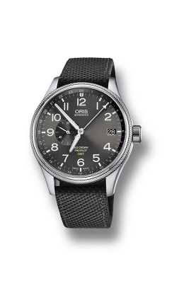 Oris GMT, Small Second 01 748 7710 4063-07 5 22 15FC