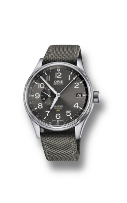 Oris GMT, Small Second 01 748 7710 4063-07 5 22 17FC