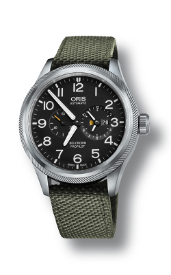 Oris World Timer 690 7735 4164 5 22 14 FC product image