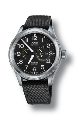 Oris World Timer 690 7735 4164 5 22 15 FC product image