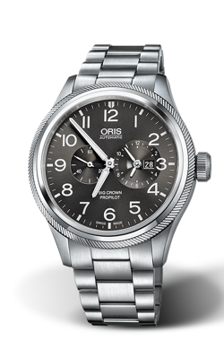 Oris World Timer 690 7735 4164 8 22 19-1 product image