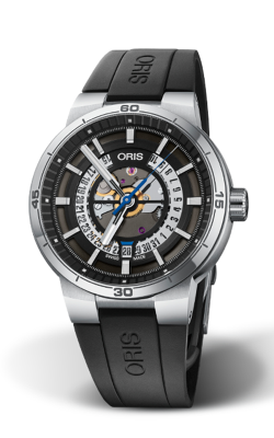 Oris TT1 Engine Date