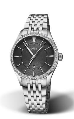 Oris Artelier Date Diamonds 01 561 7724 4953-07 8 17 79