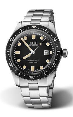 Oris Divers Date 01 733 7720 4054-07 8 21 18