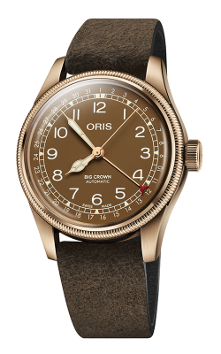 Oris Bronze Pointer Date