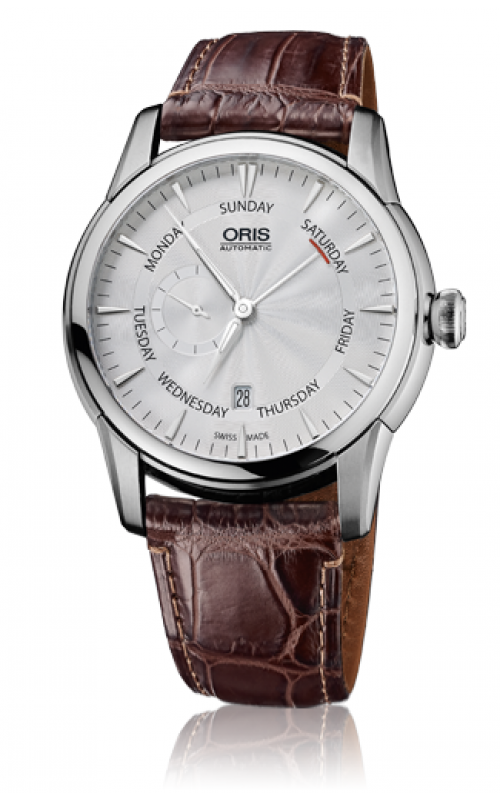 Oris Artelier Small Second, Pointer Day 01 745 7666 4051-07 1 23 73FC