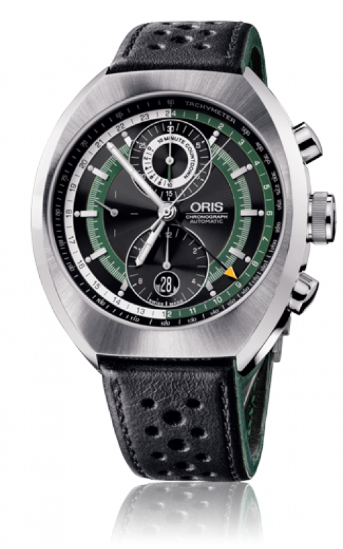 Oris Chronoris Grand Prix '70 Limited Edition 01 677 7619 4154 LS
