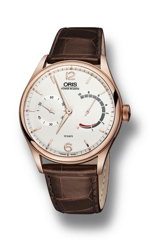 Oris 110 Years Limited Edition 01 110 7700 6081-Set LS