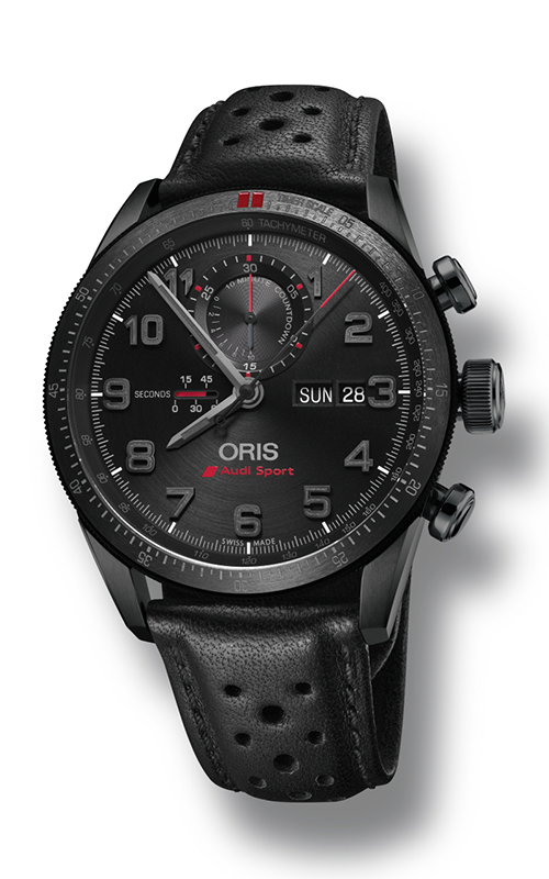 Oris Audi Sport Limited Edition 01 778 7661 7784-Set LS