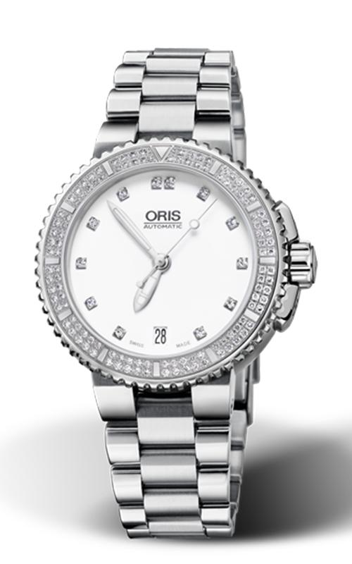 Oris Divers Date 01 733 7652 4991-07  8 18 01P