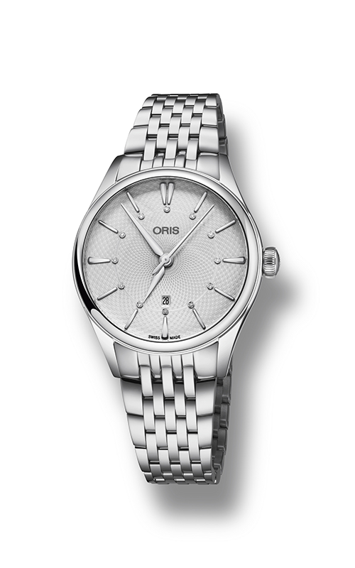 Oris Artelier Date Diamonds 01 561 7724 4051-07 8 17 79
