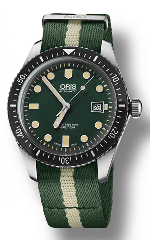 Oris Divers Sixty-Five  01 733 7720 4057-07 5 21 24FC