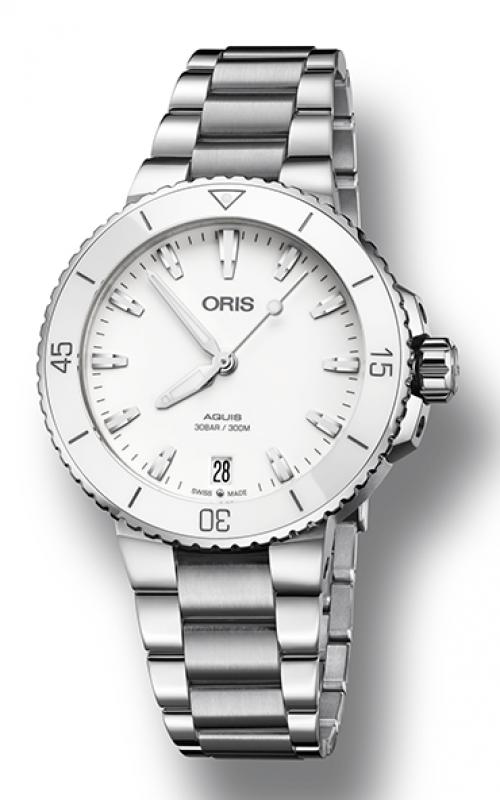 Oris Aquis Date 01 733 7731 4151-07 8 18 05P