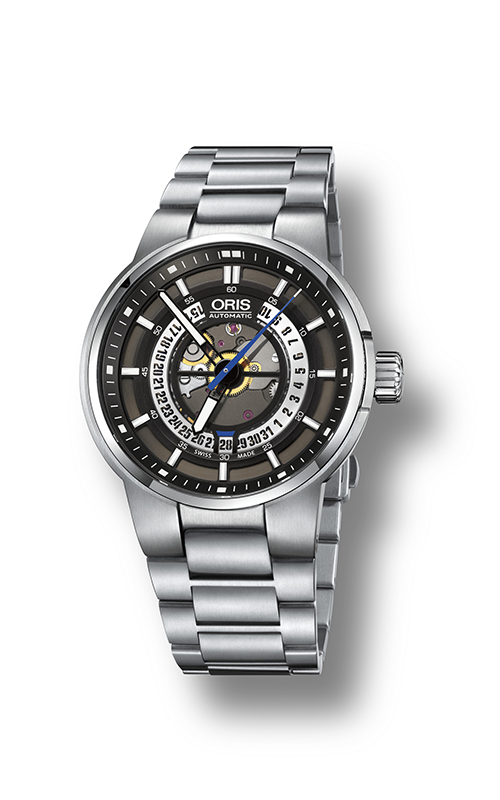 Oris Engine Date 01 733 7740 4154-07 8 24 50S