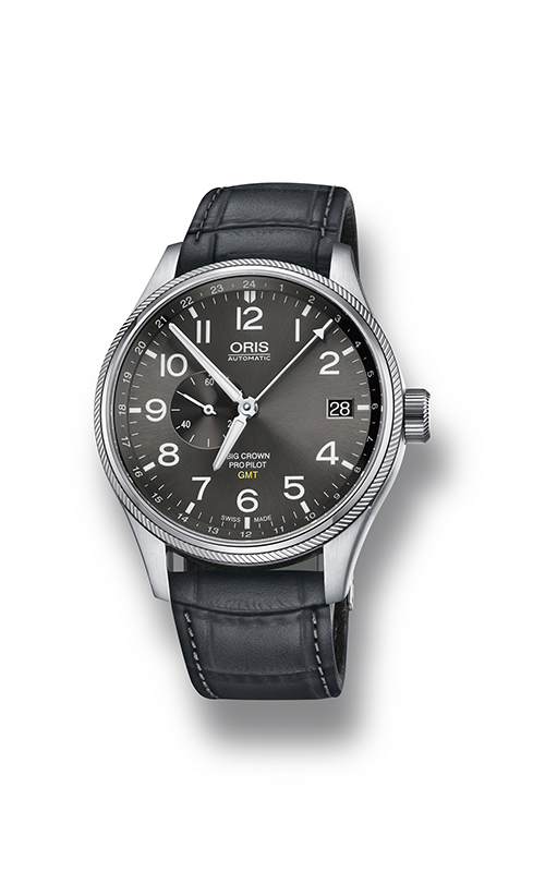 Oris GMT, Small Second 01 748 7710 4063-07 5 22 06FC