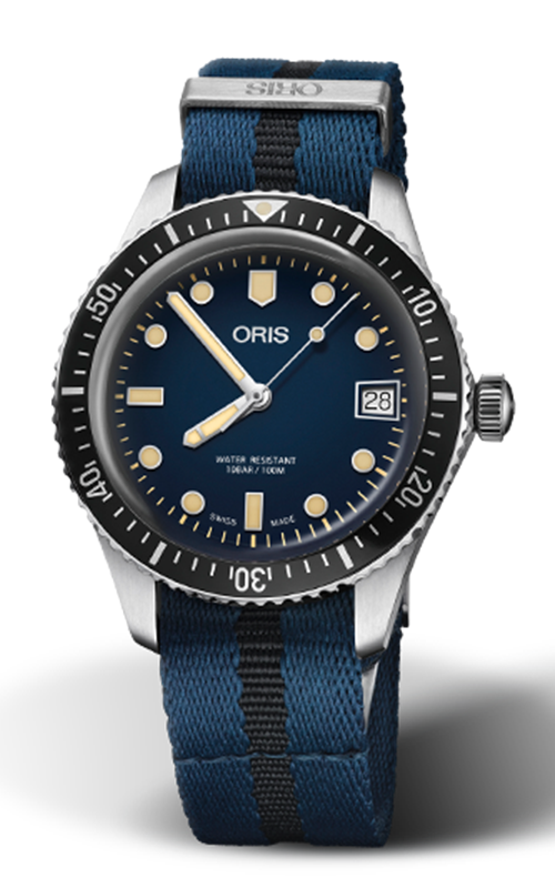 Oris Divers Date 01 733 7747 4055-07 5 17 45