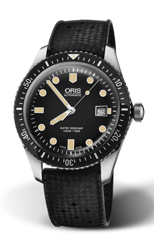 Oris Divers Date 01 733 7720 4054-07 4 21 18