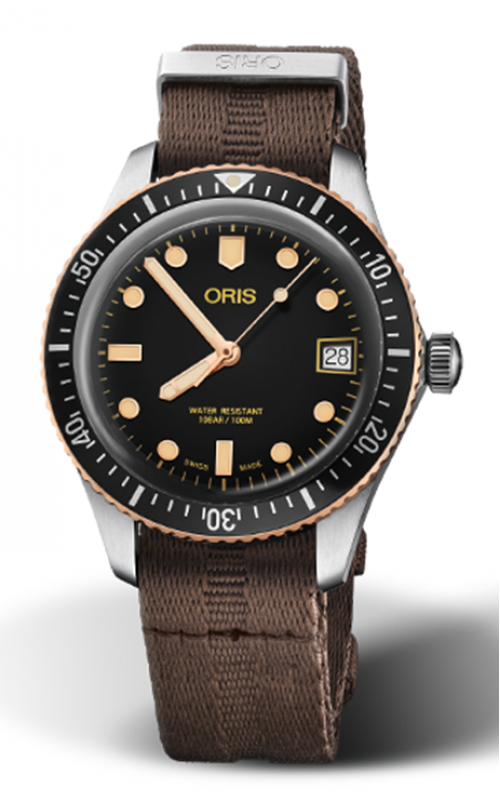 Oris Divers Sixty-Five  01 733 7747 4354-07 5 17 30
