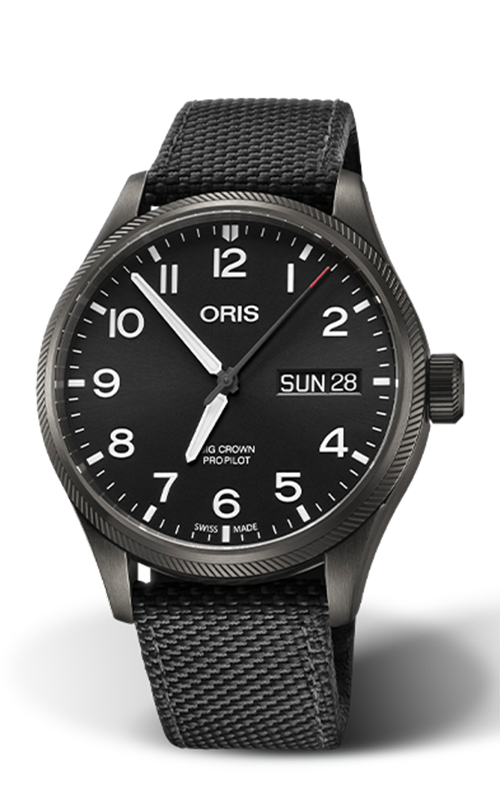 Oris Big Day Date 01 752 7698 4264-07 5 22 15GFC 0b50acba0b