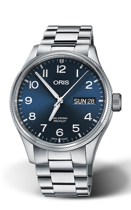 Oris Big Day Date 01 752 7698 4065-07 8 22 19