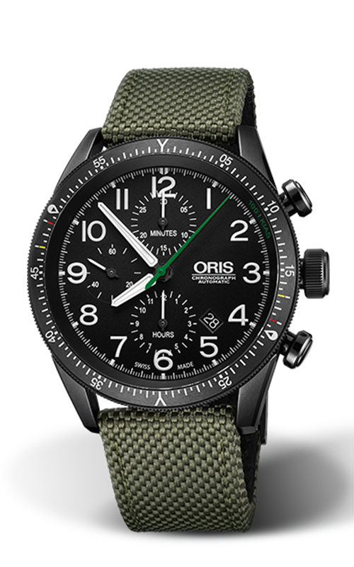 Oris Paradopper LT Staffel 7 Limited Edition 01 774 7661 7734-Set TS