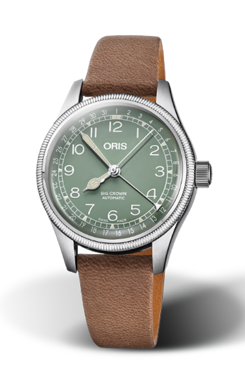 Oris Big Crown Pointer Date 01 754 7749 4067-07 5 17 68