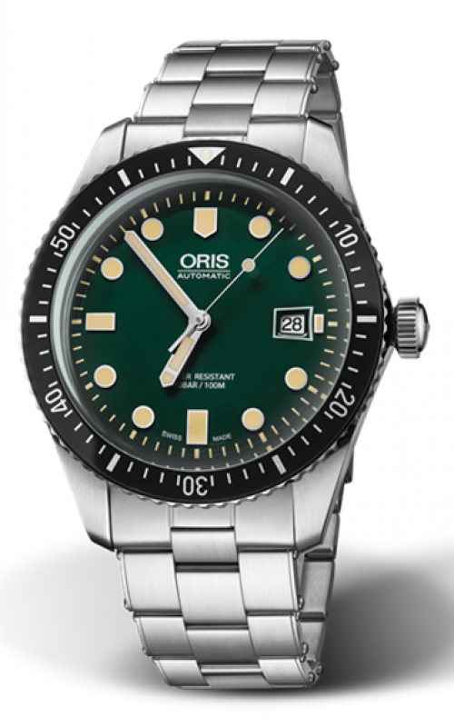 Oris Divers Sixty-Five  01 733 7720 4057-07 8 21 18