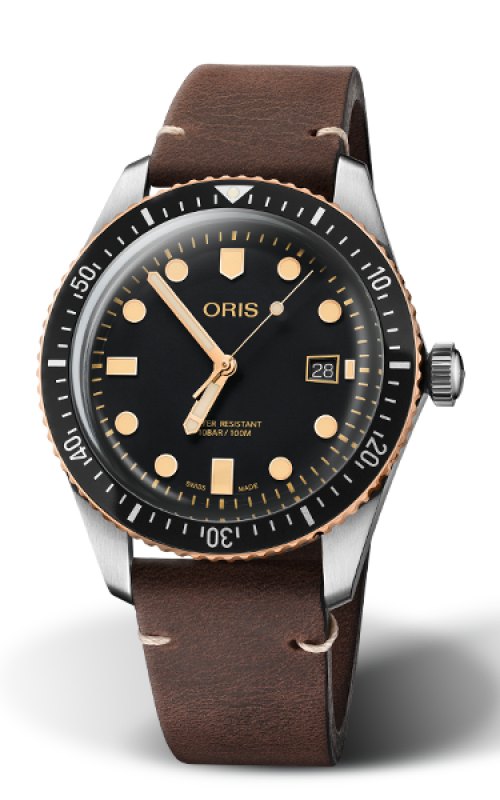 Oris Divers Sixty-Five  01 733 7720 4354-07 5 21 44