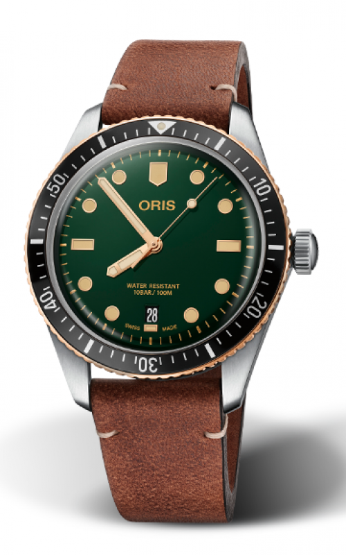 Oris Divers Sixty-Five  01 733 7707 4357-07 5 20 45