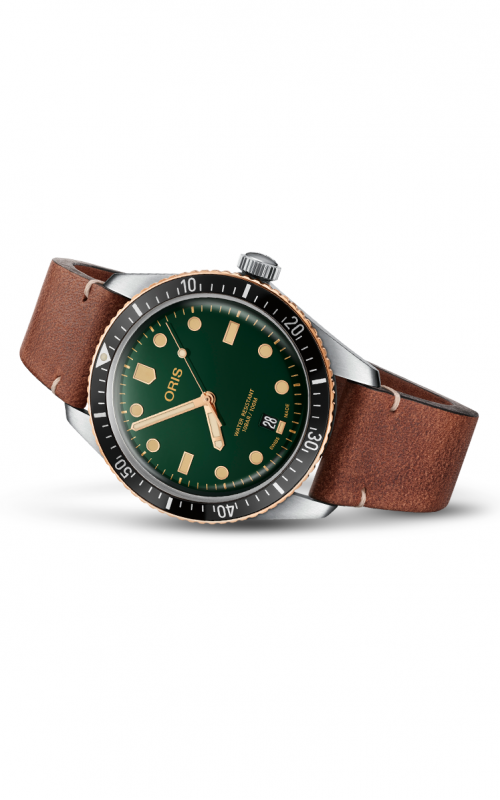 Oris Divers Sixty-Five  01 733 7707 4357-07 5 20 45 2