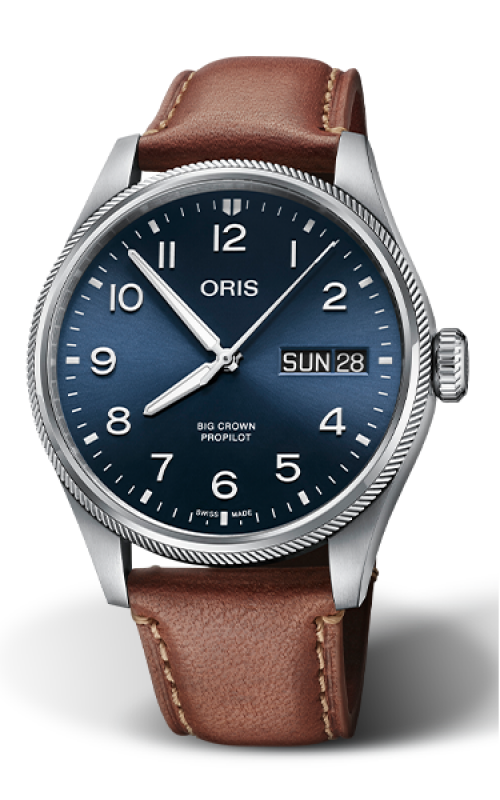 Oris Big Day Date 01 752 7760 4065-07 5 22 07LC
