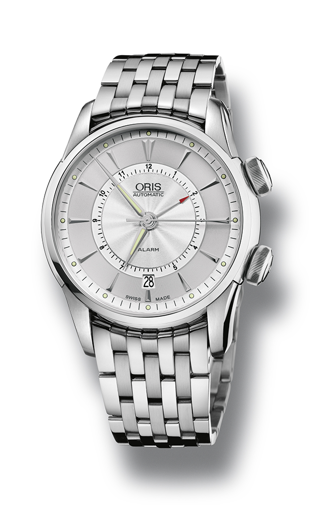 Oris Culture Artelier Alarm 01 908 7607 4091-Set-MB product image