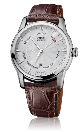 Oris Culture Artelier Small Second, Pointer Day Watch 01 745 7666 4051-07 1 23 73FC product image