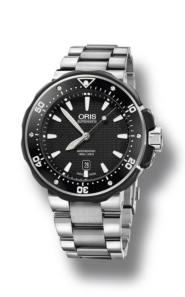 Oris Watch 01 733 7682 7154-07 8 26 75PEB product image
