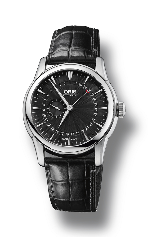 Oris Artelier Small Second, Pointer Date 01 744 7665 4054-07 5 22 71FC product image